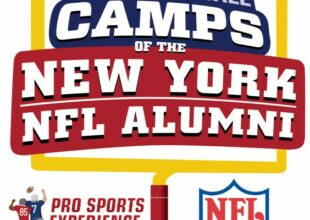Thumbnail for the post titled: New York NFL Alumni Hero Youth Football Camps